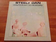 STEELY DAN - 1973 Vinyl 33rpm LP - COUNTDOWN TO ECSTASY