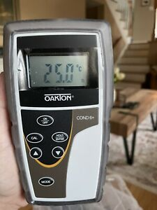 Oakton COND6+ Water Meter Only *Read*