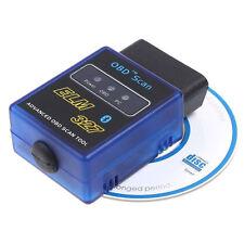 VGATE SCAN BLUETOOTH - Interface Diagnostique MULTIMARQUES ELM327 COM VAG OBD2 Ø