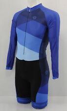 Verge Strike Pro Men's Speedsuit Long Sleeve Large Blue Brand New