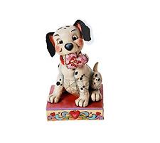 Disney Traditions Jim Shore Ornament 101 Dalmations Lucky Figurine Figure