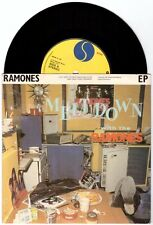 "Ramones ""Meltdown With The"" 7"" EP VG+ OOP The Clash Sex Pistols"