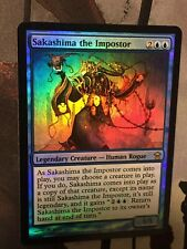 Foil Sakashima the Imposter - New Nm+ / Mint Saviors of Kamigawa Mtg