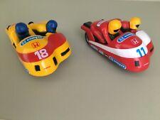 SCALEXTRIC C 238 & C 239  MOTORBIKES & SIDE CARS.