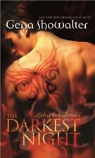 The Darkest Night (Lords of the Underworld 2)-Gena Showalter