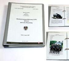 Betriebsanleitung ATF Fahrzeug  DINGO Dienstvorschrift Bundesheer Unimog