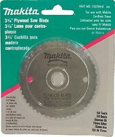 "Makita 792299-8 3-3/8"" x 50 Tooth Plywood Saw Blade"