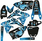KIT DE PEGATINAS, ADHESIVOS, RMZ 450 08-09 decal graphic sticker
