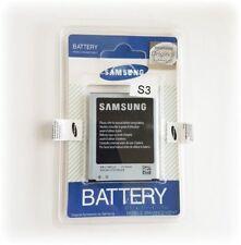 BATTERIA originale SAMSUNG Galaxy S3 S III i9300 | EB-L1G6LLU 2100 mAh NUOVA
