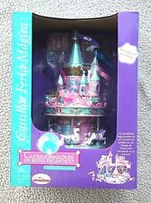 STARCASTLE MAGIC CAROUSEL (CARRUSEL). POLLY POCKET. CASTILLO. MINT! BNIB, OS!