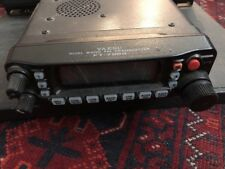 Yaesu FT 7900 R Radio Transceiver and accessories Sprakers Look