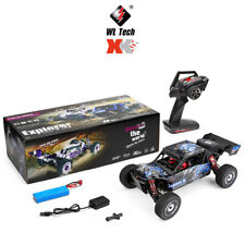 WLtoys 124018 RC Car 1/12 4WD 60KM/h High Speed Buggy 2.4GHz Off-road RTR