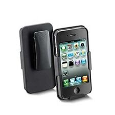 CellularLine MAGIC BELT for iPhone 4 - (Case / Clip / Stand) - 3 in1