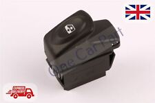 FOR RENAULT KANGOO CLIO MEGANE FRONT ELECTRIC WINDOW SWITCH 7700307605