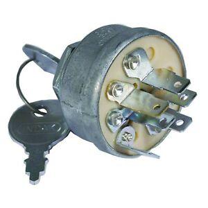 New 430-334 Starter Ignition Switch For Exmark Phazer Lazer Z AC CT HP