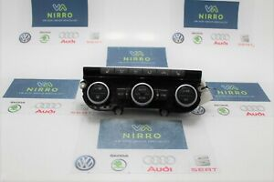 VW SHARAN SEAT ALHAMBRA 2011-2021 HEATER CLIMATE CONTROL PANEL SWITCH 7N0907044R