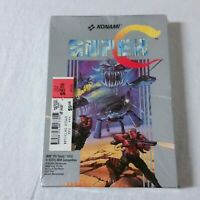 Super C Contra IBM PC Tandy Konami Big Box SEALED Video Game Computer 1990
