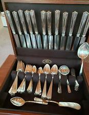 New listing J.S.Co Sterling silver flatware/serving pcs - 75 pcs total - 1833 grams total