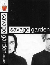 SAVAGE GARDEN SAVAGE GARDEN CASSETTE ALBUM Electronic Pop Rock, Synth-pop