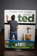 Ted 1 + Ted 2 Duopack Korea Rare Bluray Steelbook Mark Wahberg NEU OVP