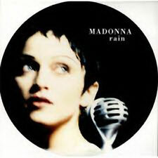 "Madonna Picture Disc 12"" Single Records"