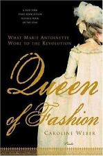 Queen of Fashion: What Marie Antoinette Wore to the Revolution (Paperback or Sof