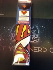 DC HEROES SUPERMAN CAR GRAPHICS SET VINYL STICKERS 17.5 x 8.5  #sapr16-94