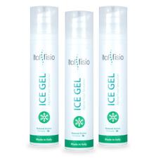 ICE GEL-  Il più forte gel lenitivo per dolori muscolari, articolazioni 3x100ml