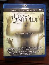 The Human Centipede Unrated Director's Cut First Sequence (Blu-Ray) Horror Movie