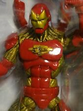 Marvel Legends HEROES REBORN IRON MAN MIP !! ARES Walmart Wave ! helmet baf part