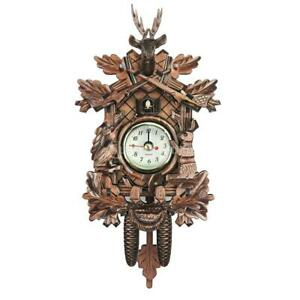 Creative Cuckoo Clock Carved