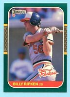 1987 Donruss Rookies # 16 William Ripken -- Charlotte (AA)