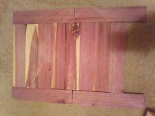 Red cedar boards 12 per box