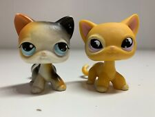 Littlest Pet Shop: Short Hair Cats #106 And #855