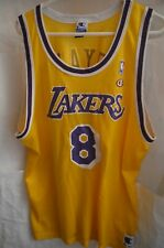 Vintage Kobe Bryant #8 Los Angeles Lakers Jersey By Champion Size 52