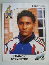 No.51 Franck Sylvestre (FRANCE) - 1992 Panini EURO 92 EM EURO CUP Original New