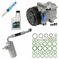 New A/C Compressor Kit With Clutch AC for 02-03 F-150 5.4L - BLUE ORIFICE