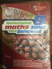 Heinemann Maths Zone Vels Enhanced 9