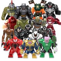 Avengers EndGame figurines Marvel super héros HULK BATMAN THANOS COMPATIBLE lego