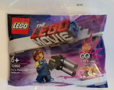 LEGO MOVIE 2 REX /'plantimal embuscade 30460 polybag Entièrement neuf sous emballage