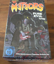 The Meteors - Pure Evil - Box Set, Limited Edition, 30th Anniversary - CD + DVD
