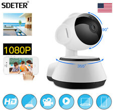 Wireless IP Security Camera 1080P wi-fi Video Surveillance CCTV Home Baby Camara