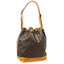 LOUIS VUITTON NOE DRAWSTRING SHOULDER BAG PURSE MONOGRAM 892FC  M42224 31165