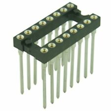 Turned Pin Wire Wrap DIL IC Sockets 0.3in 8 Pin