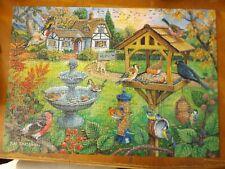 JIGSAW HOP BIRD TABLE 500 LARGE PIECES 48 CM X 68 CM