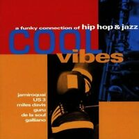 Cool Vibes (1994) Jamiroquai, US3, Miles Davis, Guru, De la Soul, Galli.. [2 CD]