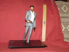 MAX PAYNE 3 Figure Triforce Rockstar Video Game Special Edition wBullets On Base