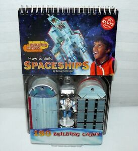 Klutz 2006 How To Build Spaceships Building Cards Activity Kit Stillinger