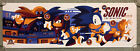Sonic The Hedgehog Tails Knuckles Sega Game Art Print Poster Mondo Tom Whalen