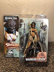 2003 McFarlane's Spawn Mutations 24 /6 Inches Warrior Lilith New 😃